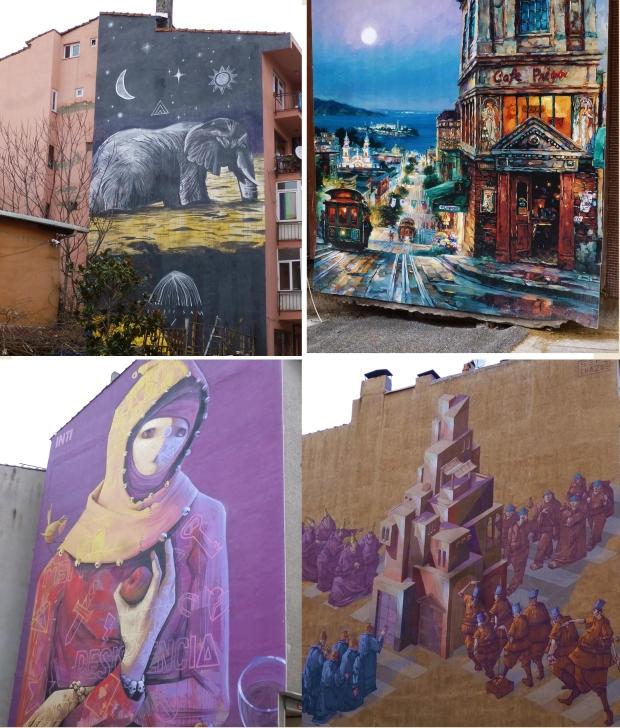street art kadikoy
