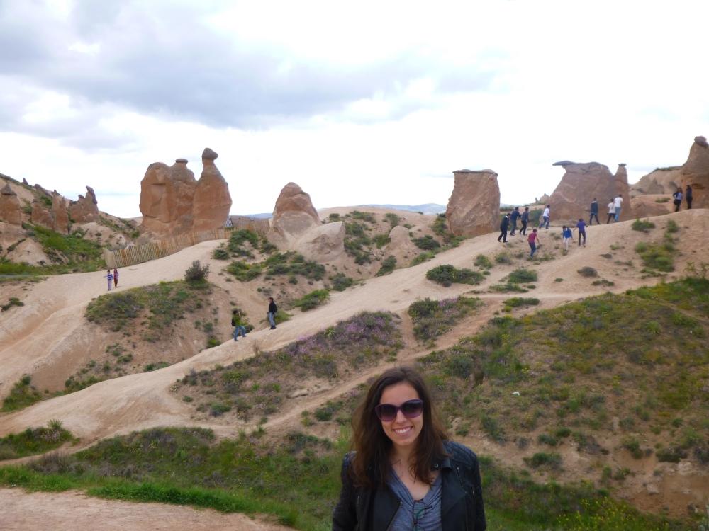 Dervrent Valley, o vale da imaginação. Se tiveres muita consegues ver um camelo lá atrás à esquerda :p