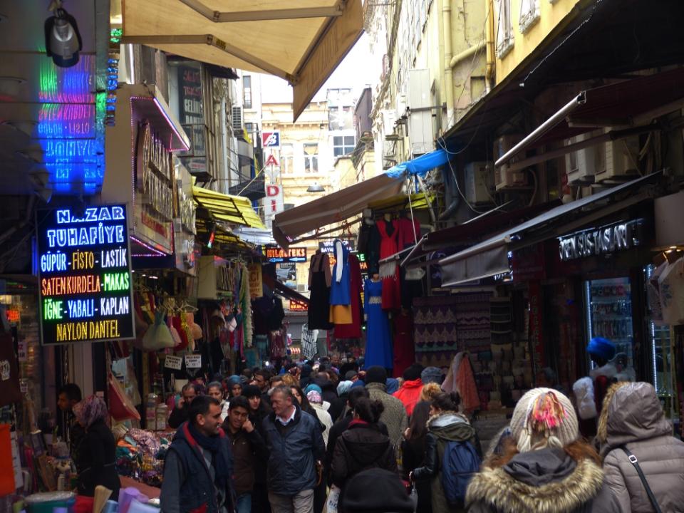Mercado de Eminonu
