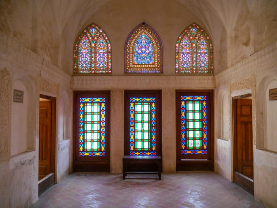 abbasi house kashan